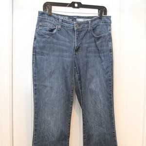 DKNY Madison Denim Jeans Straight Leg